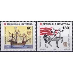 Croatia 1992. Voyages of...