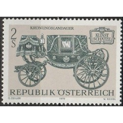 Austria 1972. Carriage