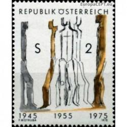 Austrija 1975. Respublikai...