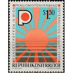 Austria 1975. Pensioners