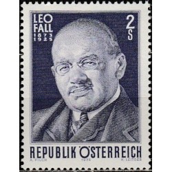 Austria 1975. Composer