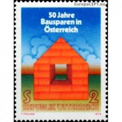 Austrija 1975. Statybos