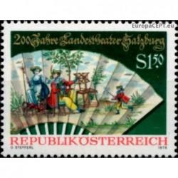 Austrija 1975. Zalcburgo...