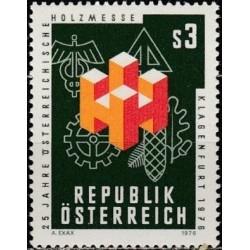 Austrija 1976. Tarptautinė...