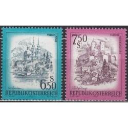Austrija 1977. Kraštovaizdžiai