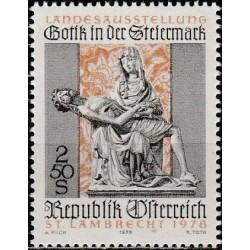 Austrija 1978. Gotikos paroda