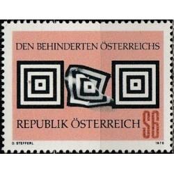Austrija 1978. Neįgalumas