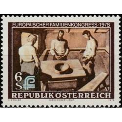 Austrija 1978. Šeimos...