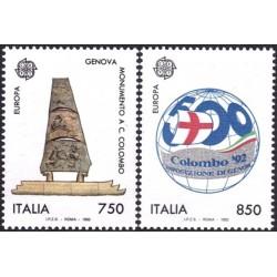 Italija 1992. Amerikos...