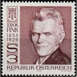 Austria 1979. Politician