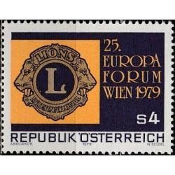 Austria 1979. Lions Clubs...