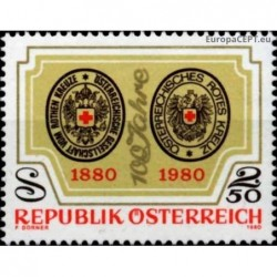 Austrija 1980. Raudonasis...