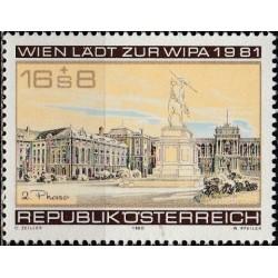 Austrija 1980. Vienos...