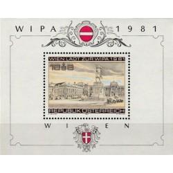 Austria 1981. Philatelic...